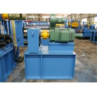 Wholesale Light Gauge Aluminum Coil Slitter , Coil Slitting Machine High Frequency Long Running Time from china suppliers