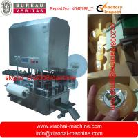 China Automatic Soap skin wrapping machine For Hand Washing Soap With Labelling on sale