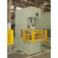 Wholesale Hydraulic Press C Frame Mechanical Punching Machine Fixed Bed PLC Control from china suppliers
