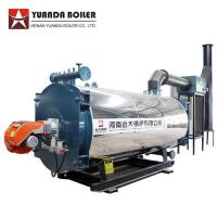 China Factory Price 1 Mw Natural Gas Fired Thermal Oil Heater For Timber Drying for sale