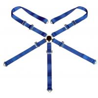 """Wholesale 3"""" 5 Point Racing Safety Belts With Polyester Webbing + Steel Buckle from china suppliers"""