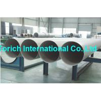 Buy cheap For Low Temperature Service JIS G 3460 Round Carbon And Nickel Steel Pipe from wholesalers