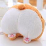 China Soft plush custom plush toys mini wallet coin bag for sale