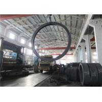 Wholesale Max OD 5000mm A350 LF3 LF6 Carbon Steel Forging Rings Rough Machined Q+T Heat Treatment from china suppliers