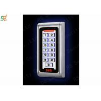 Wholesale OEM IP65 Door Access Card Reader  / Access Control Devices -20~60 Operating temperature from china suppliers
