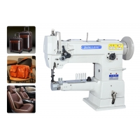 Wholesale Horizontal Hook 800W 8mm Stitch Leather Sewing Machine from china suppliers