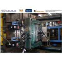 2 Valve Tips Hot Runner Injection Mold For Clear Polycarbonate Tray 600 X 400 X 110mm for sale