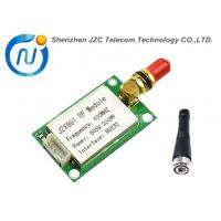 Wholesale GFSK 490MHz 9600bps TTL Lora RF Module Data Transmit Modem JZX891 from china suppliers