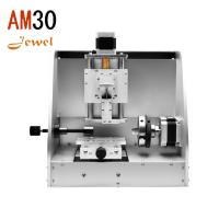 Wholesale jewelery tools and machine am30 small portable wedding ring engraving machine inside and outside cnc ring engraver from china suppliers