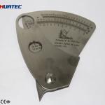 Automatic Weld Size Weld Gage Cambridge Type Weld Gauge  Welding Gauge Series Taper gauge