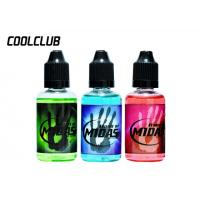 Wholesale Plastic Bottle E Cigarette Liquid Maylasia Hands Of Midas 30ml OEM ODM from china suppliers