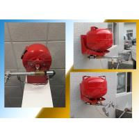 Buy cheap Automatic HFC 227ea Fire Extinguishing System Of 40L Suspension Tank from wholesalers