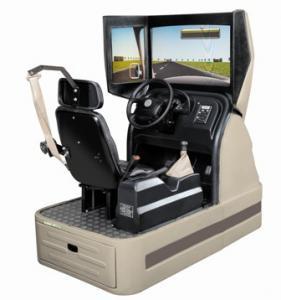 AC 220V Manual Auto Driver training simulator equipment
