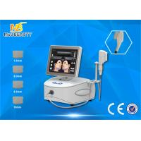 Quality Professional High Intensity Focused Ultrasound Hifu Machine For Face Lift for sale