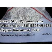 China Strong Effect Steroid Hormones Powder Nandrolone Undecanoate CAS 862-89-5 on sale