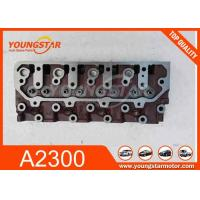 Buy cheap CUMMINS A2300 Auto Cylinder Heads 4900995 / 4900715 Diesel Cylinder Head A2300 from wholesalers