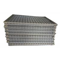China MIL 2 Military Hesco Barrier Blast Wall , Galvanized Flood Barriers for sale
