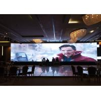 Wholesale P3.91mm Indoor Die-Cast Aluminum Audio Visual Display 3840HZ Light Weight Panel For Cinema from china suppliers