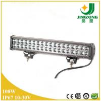 Wholesale 18 inch 108w double row cree led light bar from china suppliers