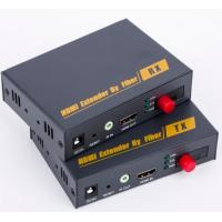 Quality New HDMI Optic Fiber Extender With IR Extend Video and Audio Signals up to 20Km for sale