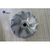 Wholesale GT22 704136-0002 Turbocharger Parts Turbo Compressor Wheel for ISUZU NPR from china suppliers