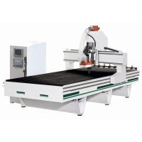 Wholesale High Precision CNC Wood Router Machine With Heavy Steel Gusseted Plate Frame from china suppliers