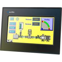 Buy cheap Touch Screen PLC / HMI PLC Automation System Communicate from Wholesalers
