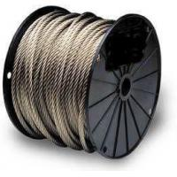 China 6x36 (14/7+7/7/1) IWRC Marine Grade Stainless Steel Wire Rope for Luffing ropes on sale