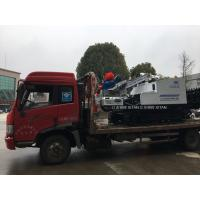 China Water Well Anchor Drilling Rig , Anchor Drilling Machine 1900bpm Impact Frequency for sale