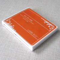 Wholesale Slim orange usb 2.0 memory card reader with sd mmc m2 t-flash mini sd for pc laptop from china suppliers