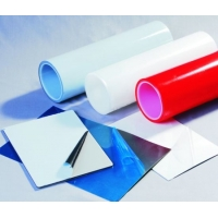 Wholesale Temporary LLDPE 0.06mm Sheet Metal Protective Film For Aluminum Sheet from china suppliers
