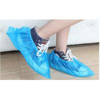 Wholesale Breathable Non Woven Shoe Cover , Disposable Boot Covers Eco Friendly from china suppliers