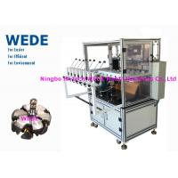 Wholesale Bobbin Coil Automatic Transformer Coil Winding Machine With 8 Heads HMI Display from china suppliers