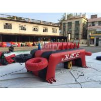 Quality Funny Inflatable Interactive Games , 1 People Inflatable Air Ball for sale