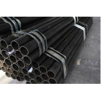 Wholesale JIS G3444 STK290 Weld Mild Steel Tubing , Round Furniture Steel Tubes 35mm Thick from china suppliers