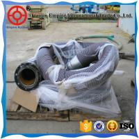 Wholesale 12  inch double spiral steel wire PVC-covered polyester chemical composite Lacquers delivery hose from china suppliers