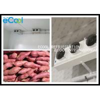 China Sweet Potato Cold Storage Of Fruits And Vegetables Humidity Control for sale