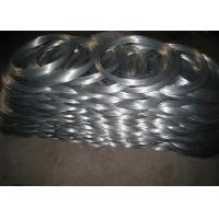 Wholesale Soft Black / Galvanized Iron Wire 1.8mm - 5.0mm Free Sample Custom Size from china suppliers