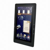 Wholesale 7-inch E-book Reader with RK2738, u-cos OS, Supports Backstage Music Playing, Resistive TP from china suppliers