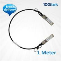Wholesale 10G SFP+ Copper direct-attached Twinax cable 1 Meter, Passive (CAB-10GSFP-P1M) from china suppliers