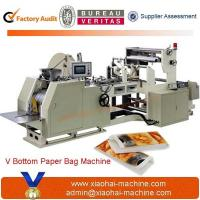 Wholesale CY400 Sharp Bottom Food Bread Grocery Paper Bag Making Machine from china suppliers