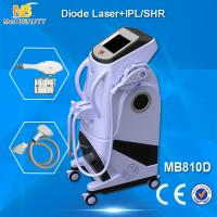 Wholesale High Power Diode Laser Hair Removal Machine 808nm Womens Beauty Device from china suppliers