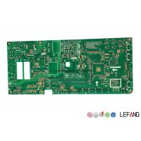 Wholesale Fr4 V0 Double Sided PCB Assembly Services For Security Device OEM / ODM from china suppliers