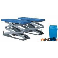 Quality Full Rise Scissor Lift Platform Hydraulic Movable Scissor Lift With C.E Approval for sale