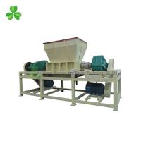 Wholesale H13 Blade Twin Shaft Shredder / Aluminium Can Shredder Machine SGS / ISO from china suppliers