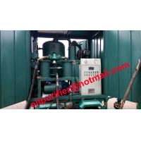 China Super High Voltage Transformer Oil Processing Equipment, Oil Clean System for 400KV to 700 on sale
