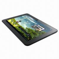 Wholesale 10.1-inch Tablet PC with Aluminum Housing, Built-in 3G Dual Core Android 4.1 from china suppliers