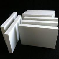 25mm PVC Celuka Foam Board Easy Carved White Fire Resistant For Furniture