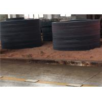 Wholesale Alloy Steel 34CrNiMo Forged Steel Rings Hot Rolled Rough Turned Q+T Heat Treatment As Requirement from china suppliers