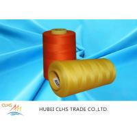 Buy cheap Colourful 100 Spun Polyester Sewing Thread 40 / 2 Low Shrinkage AAA Grade from wholesalers